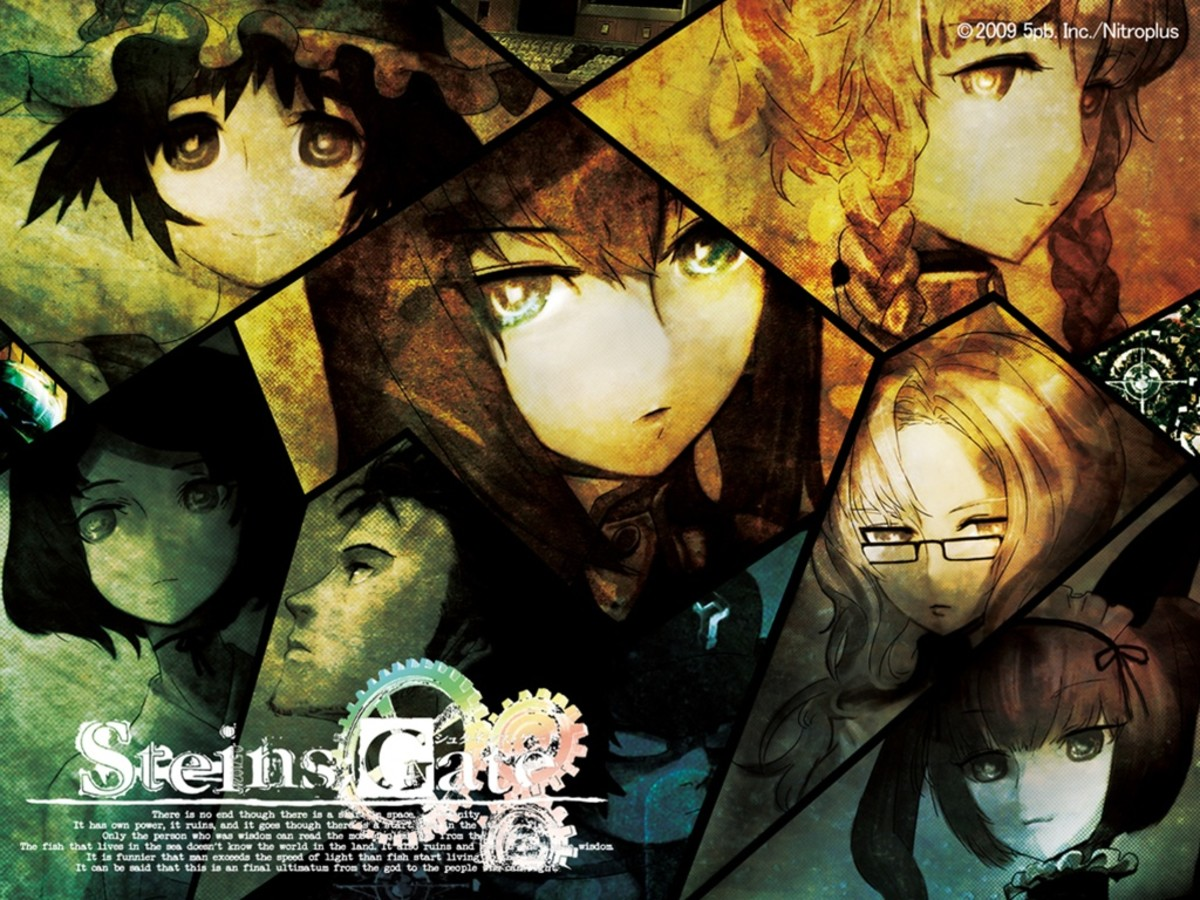Top 14 best anime series of all time