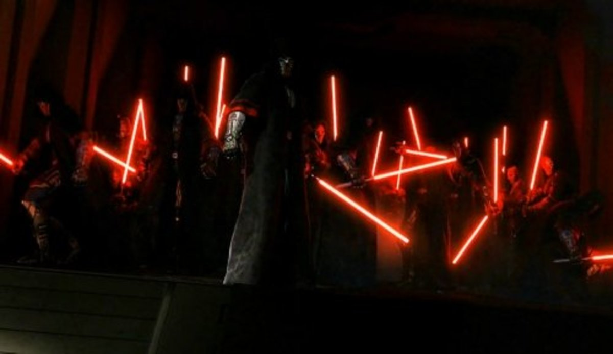 Top 10 Strongest, Most Powerful Sith Lords of All Time