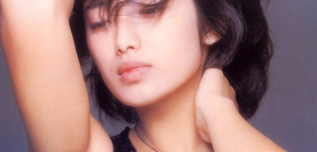 "Momoe Yamaguchi, the ""eternal idol"". Yamaguchi's musical style in the 1970s marked one of the first prominent shifts from the old ""kayoukyoku"" style to more modern J-pop."