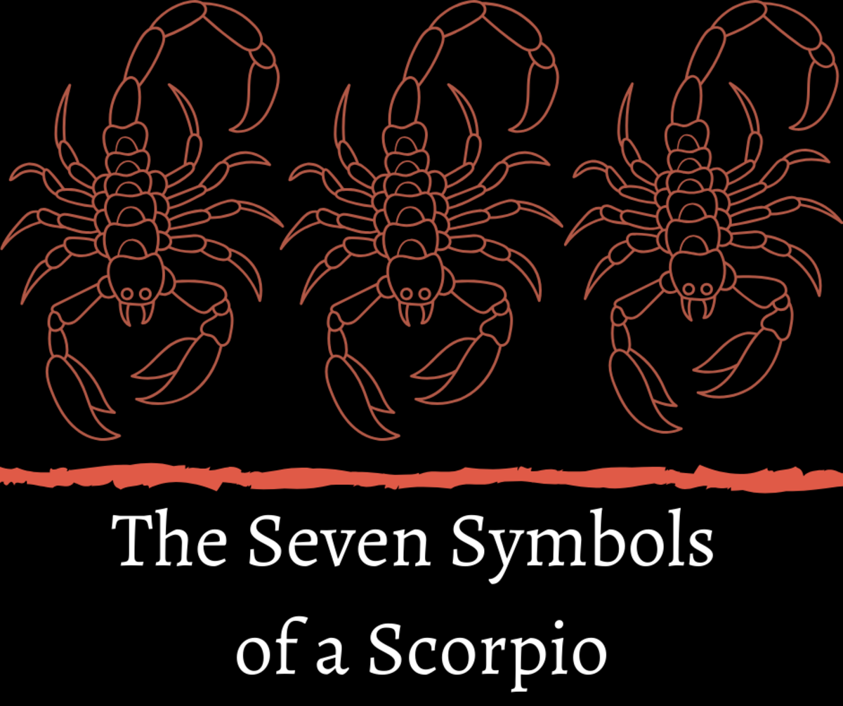 Read on to learn which of the seven symbols has your Scorpio evolved through so far?