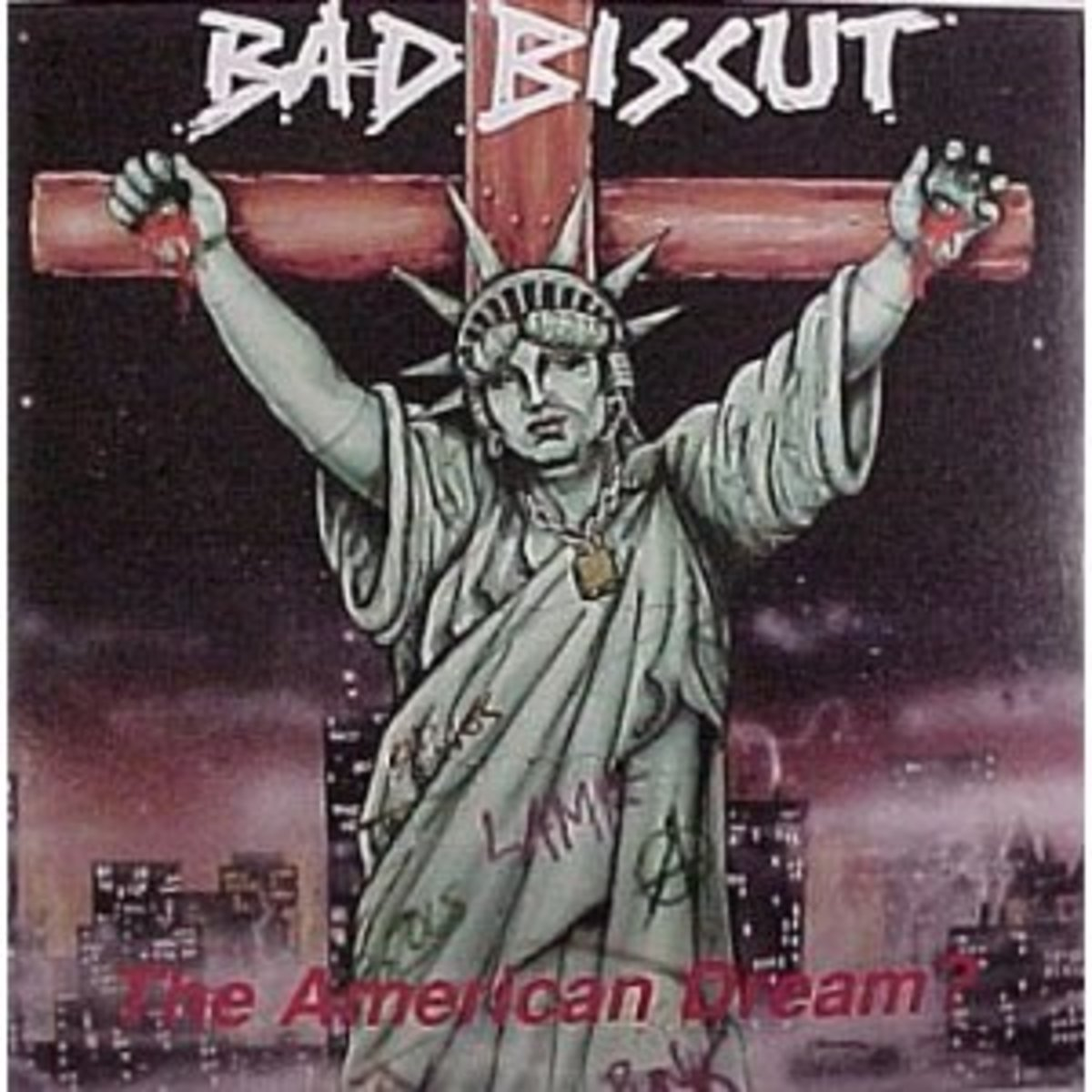 "Forgotten Hard Rock Albums: Bad Biscut, ""The American Dream?"" (1994)"