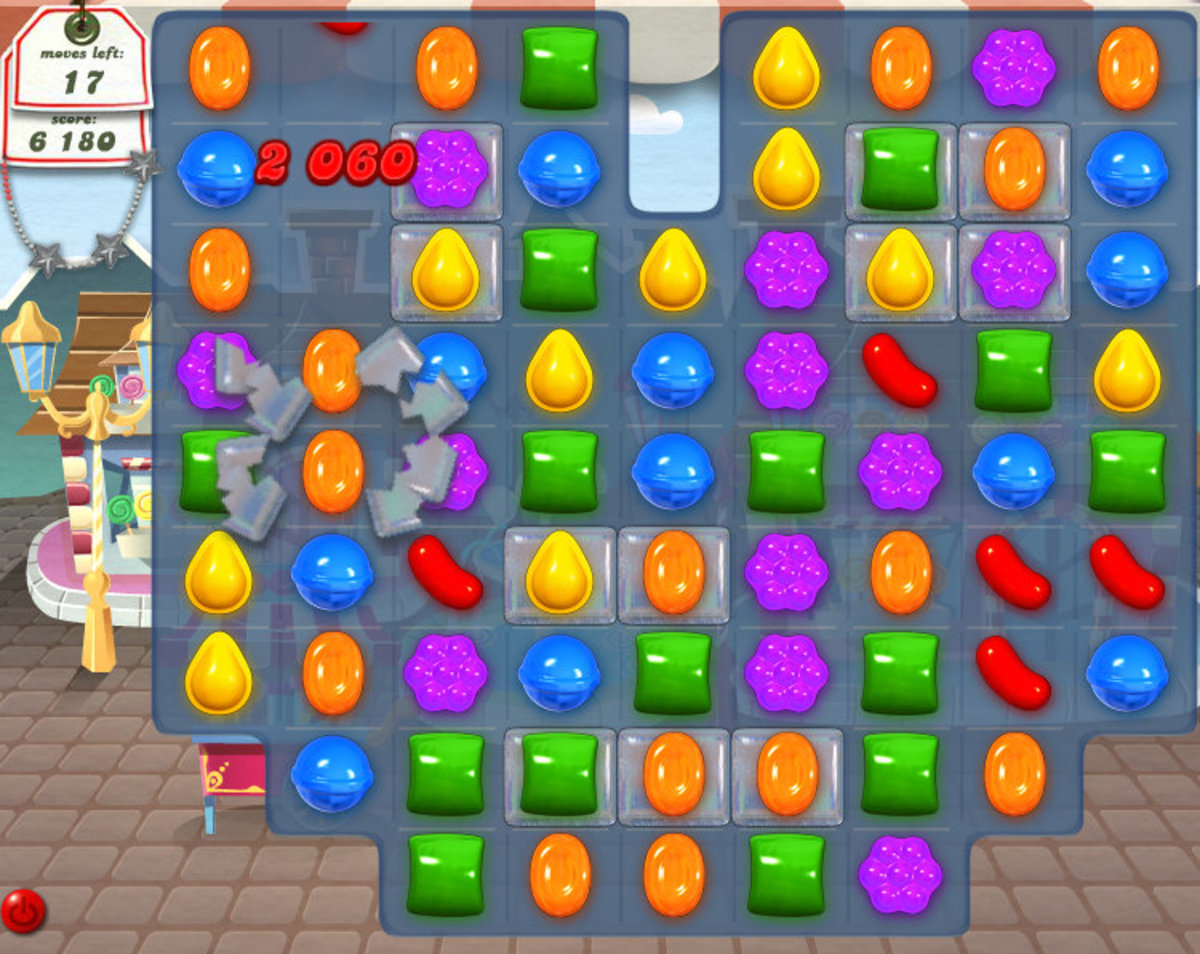 How Do You Get Past Level 165 In Candy Crush Saga