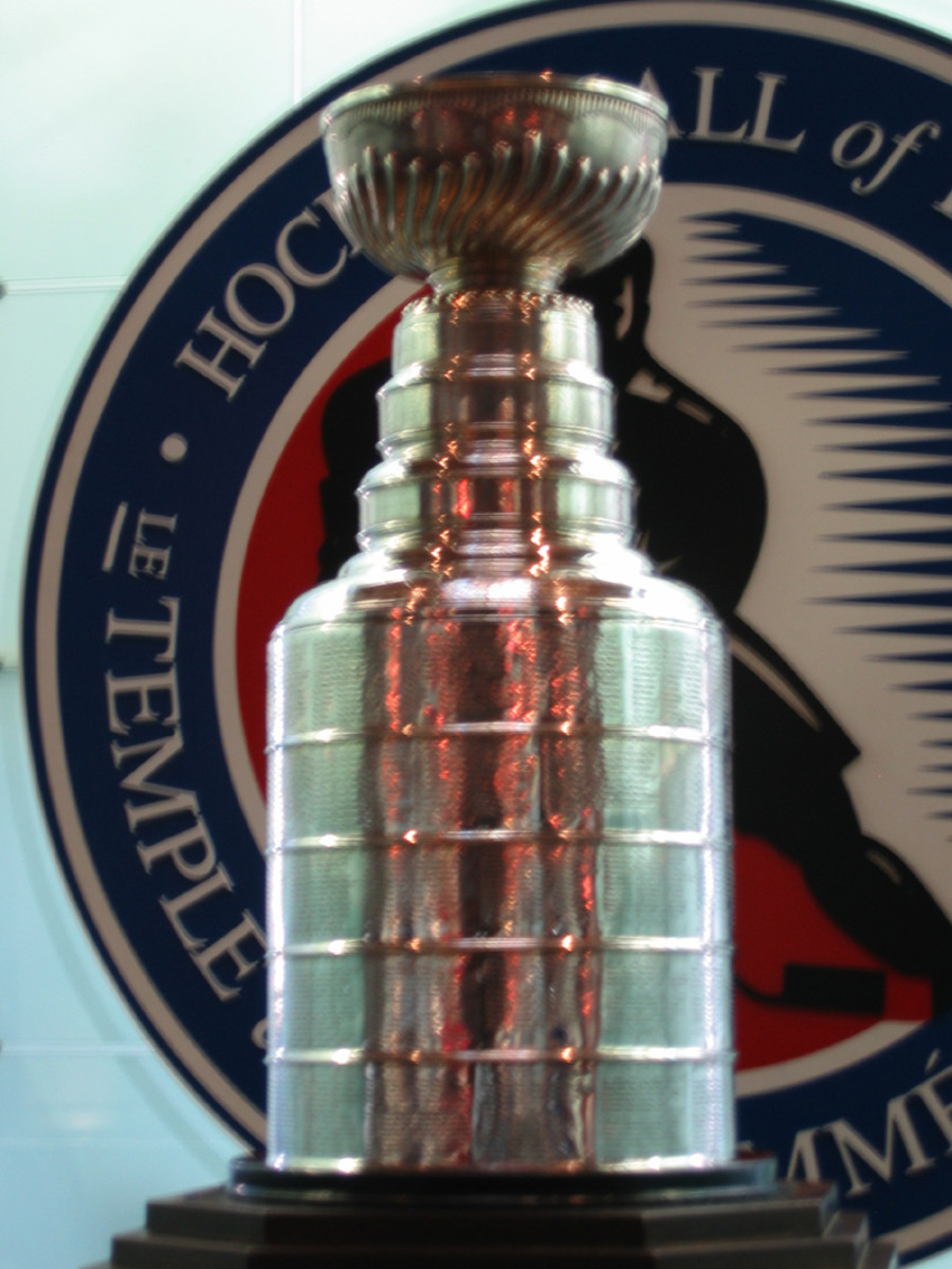 A Hockey Mom's Guide to the Stanley Cup Championship