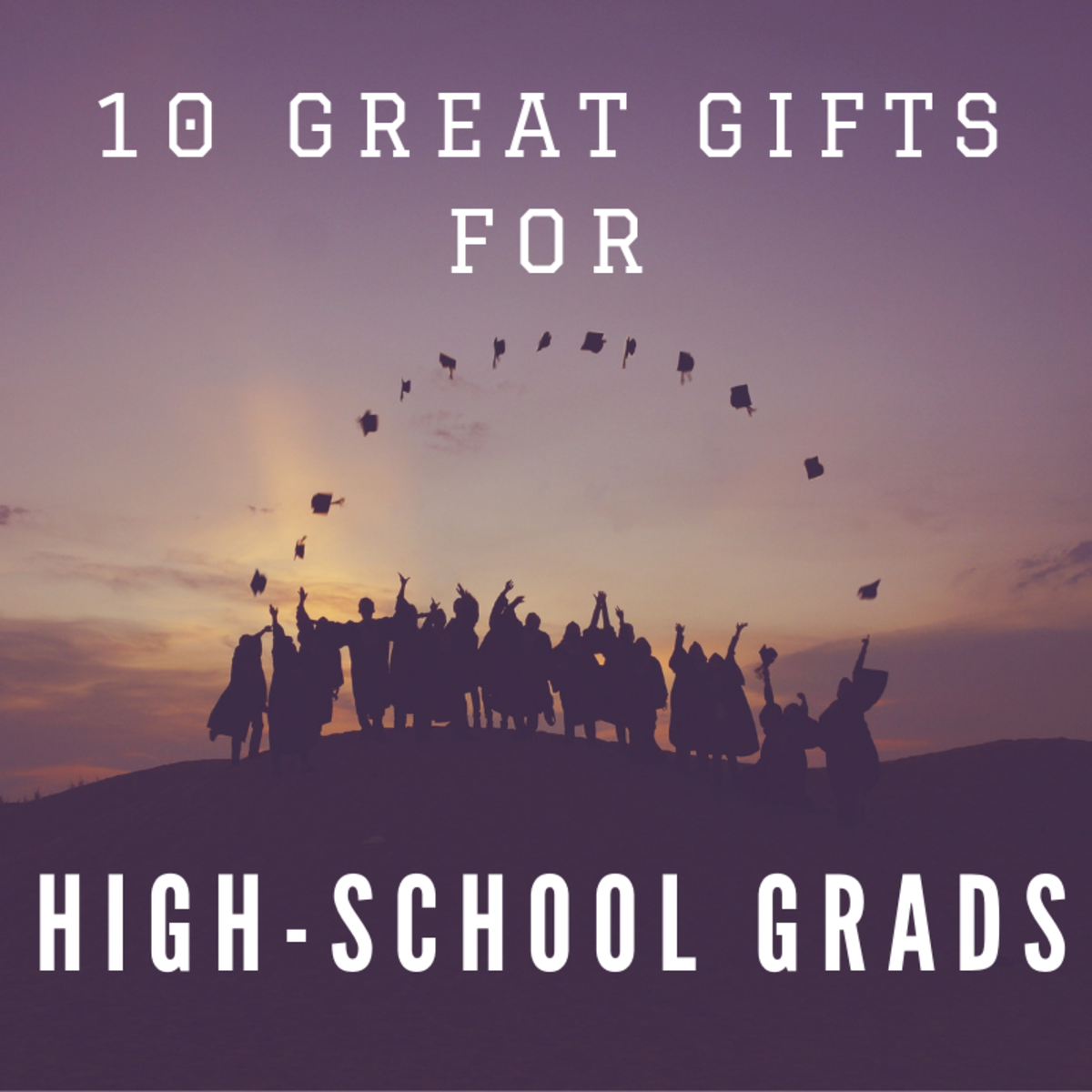 Here are 10 unique high-school graduation gift ideas you may not yet have considered.