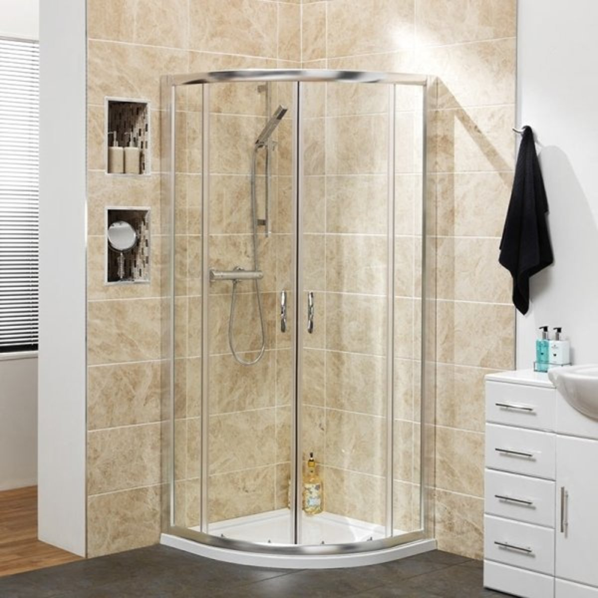 The Positives and Negatives of Replacing your Bath with a Shower