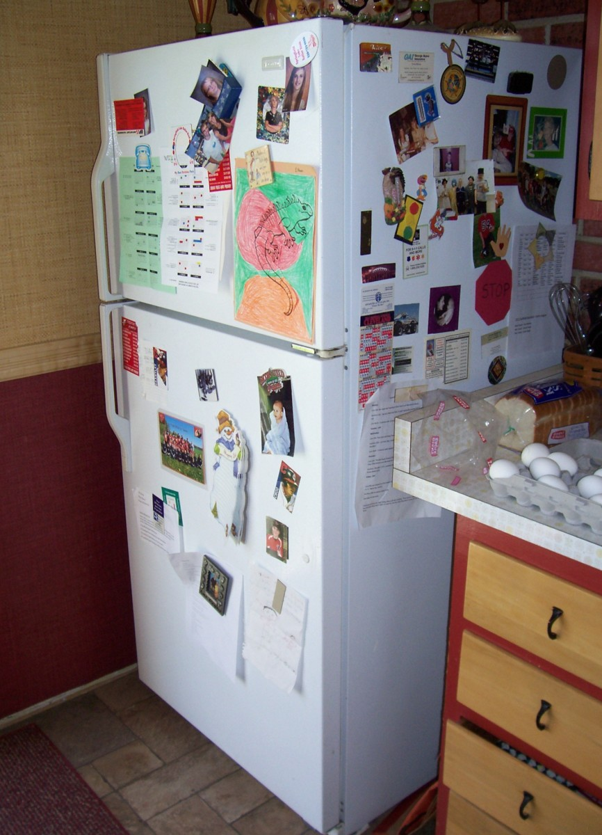 Learn how to diagnose and repair your refrigerator and/or freezer's gasket seal