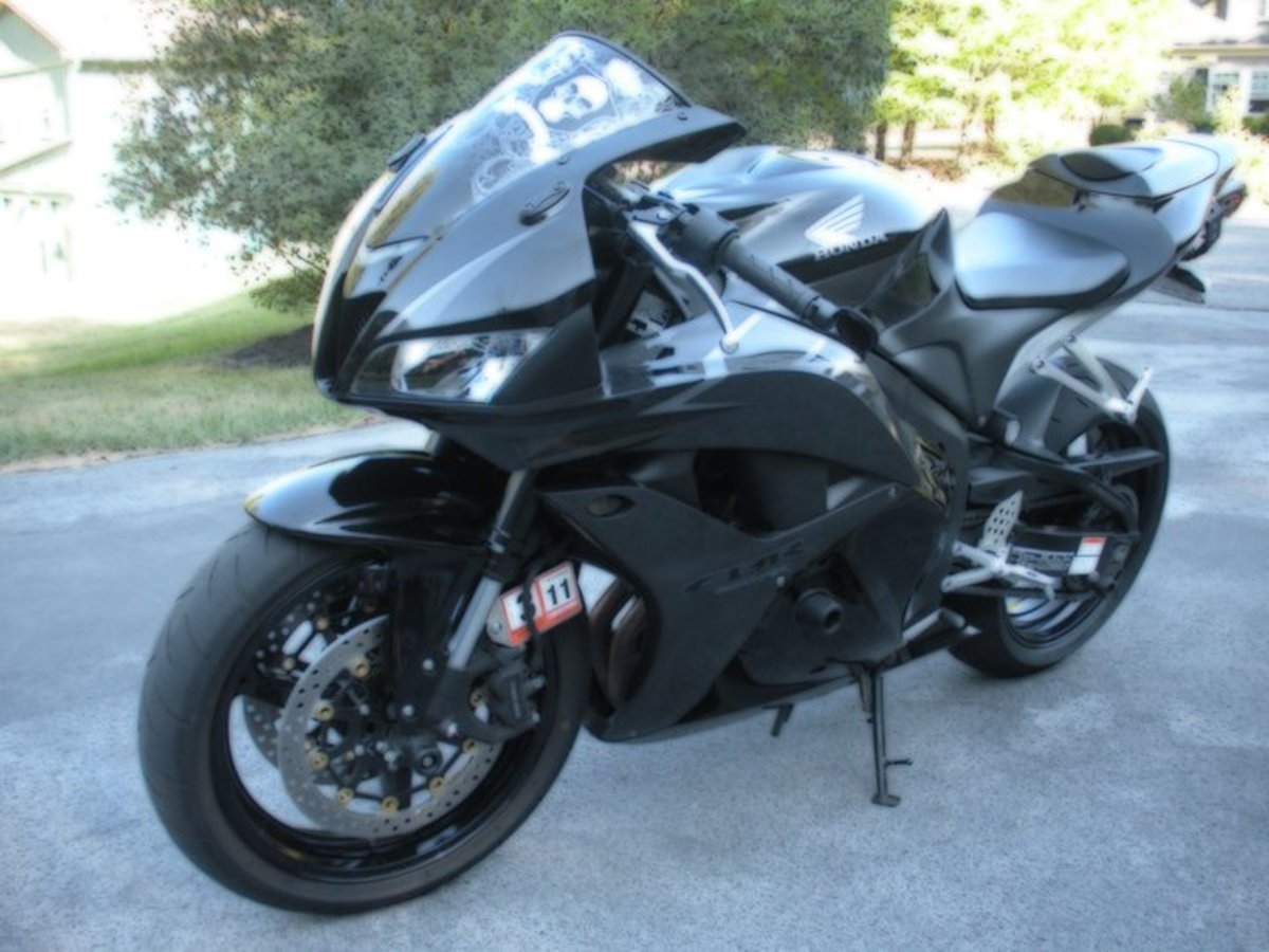 Sports Bike Modifications That Will Turn Heads