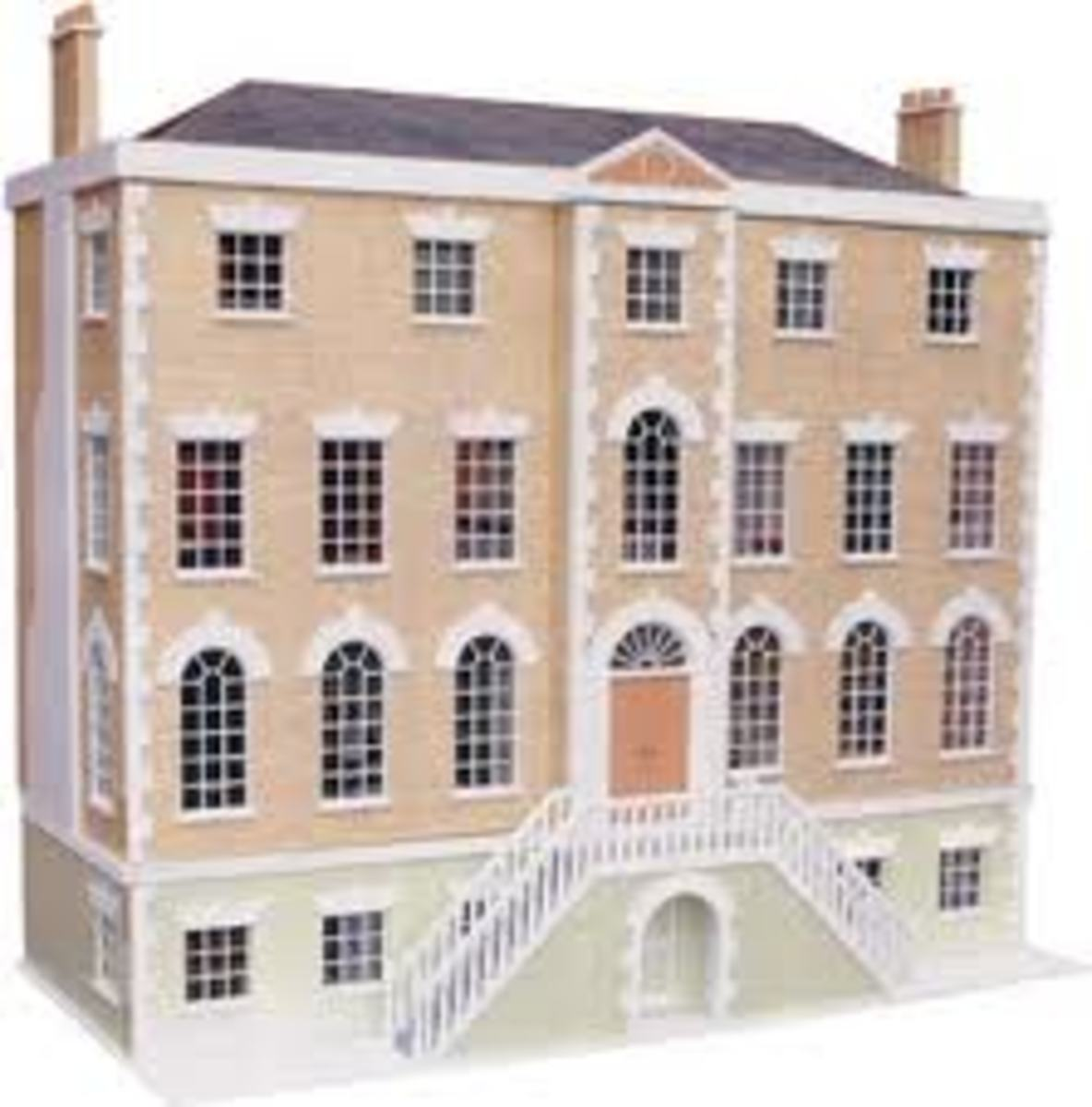 The Origin and Educational Play Benefits of Doll Houses