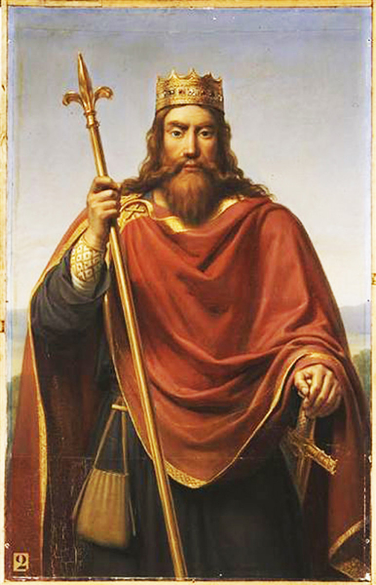 Clovis I, One of the founders of France