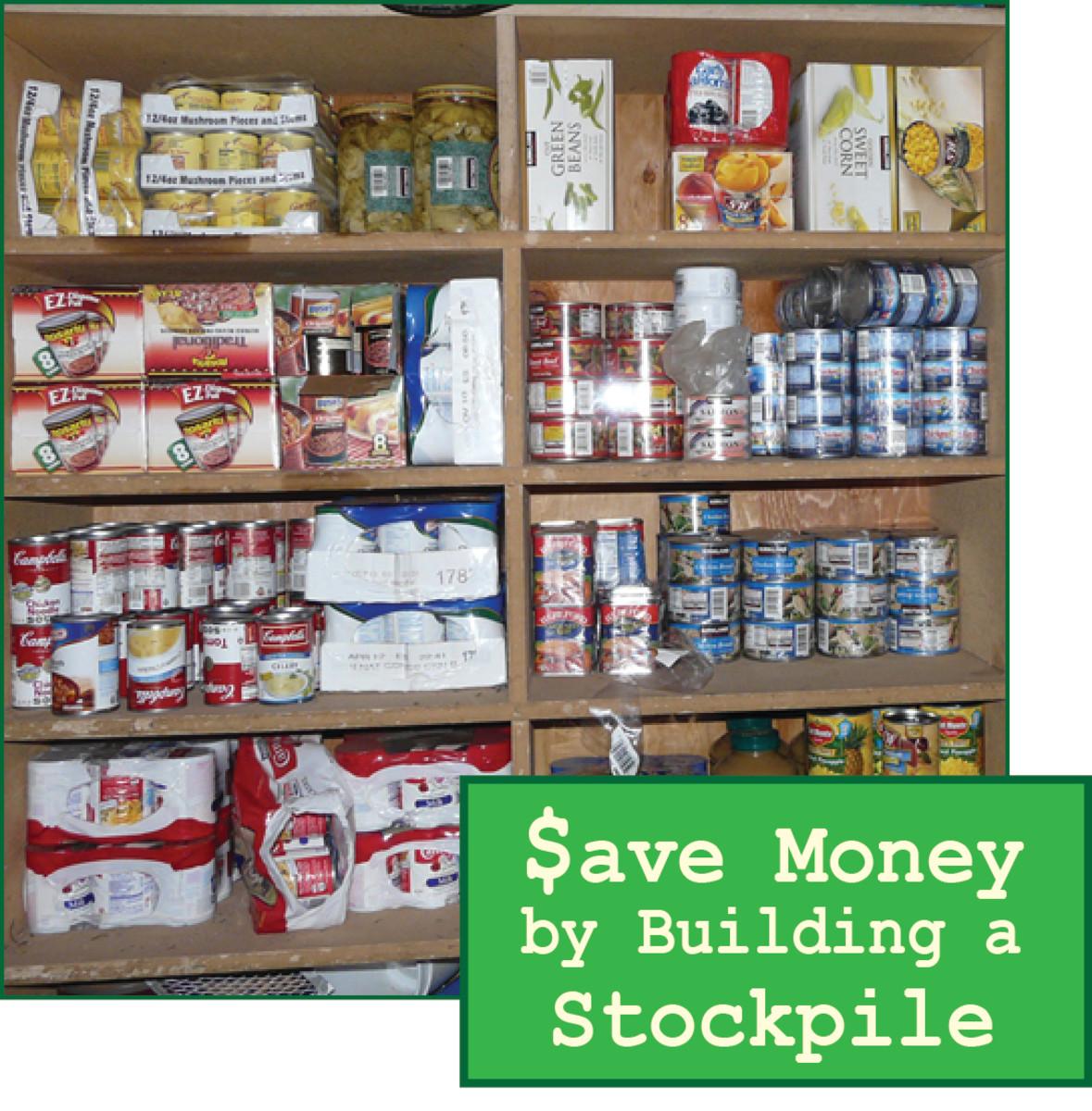 Stockpiled Food