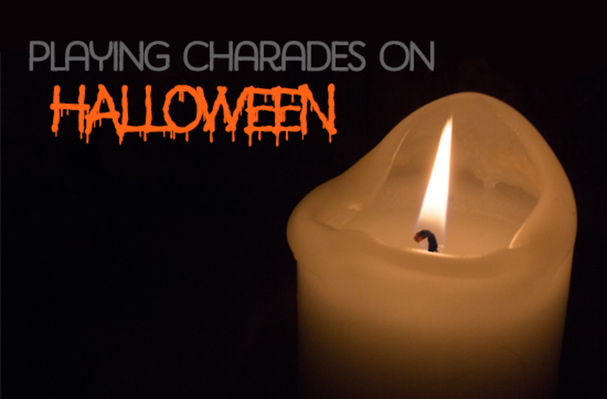 How to Play Halloween Charades