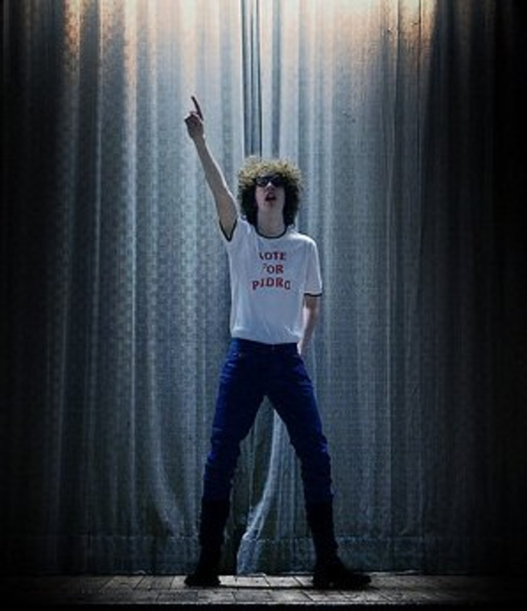 The Napoleon Dynamite dance will get the crowd cheering.