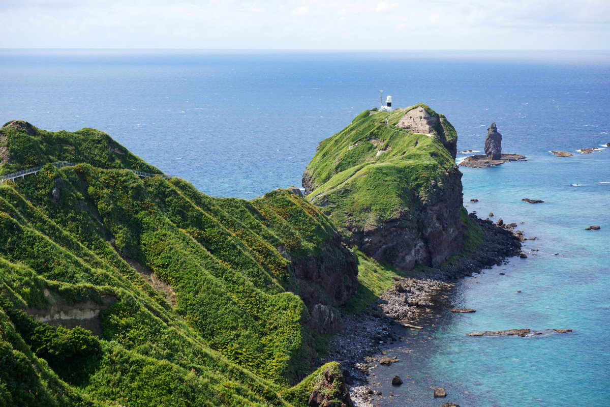 The island of Hokkaido is full of delightful surprises.