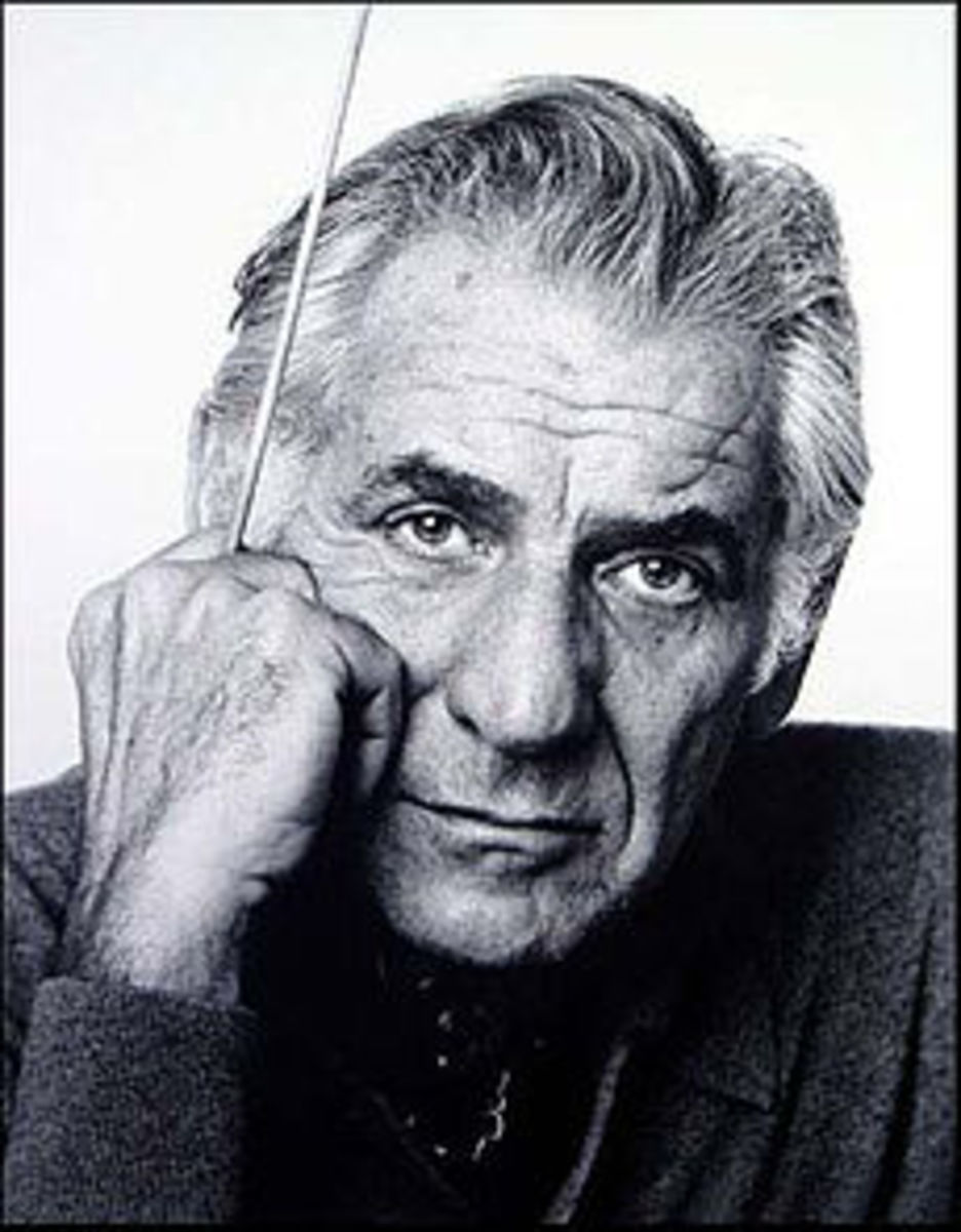 "GCSE Analysis of ""Something's Coming"" by Leonard Bernstein"