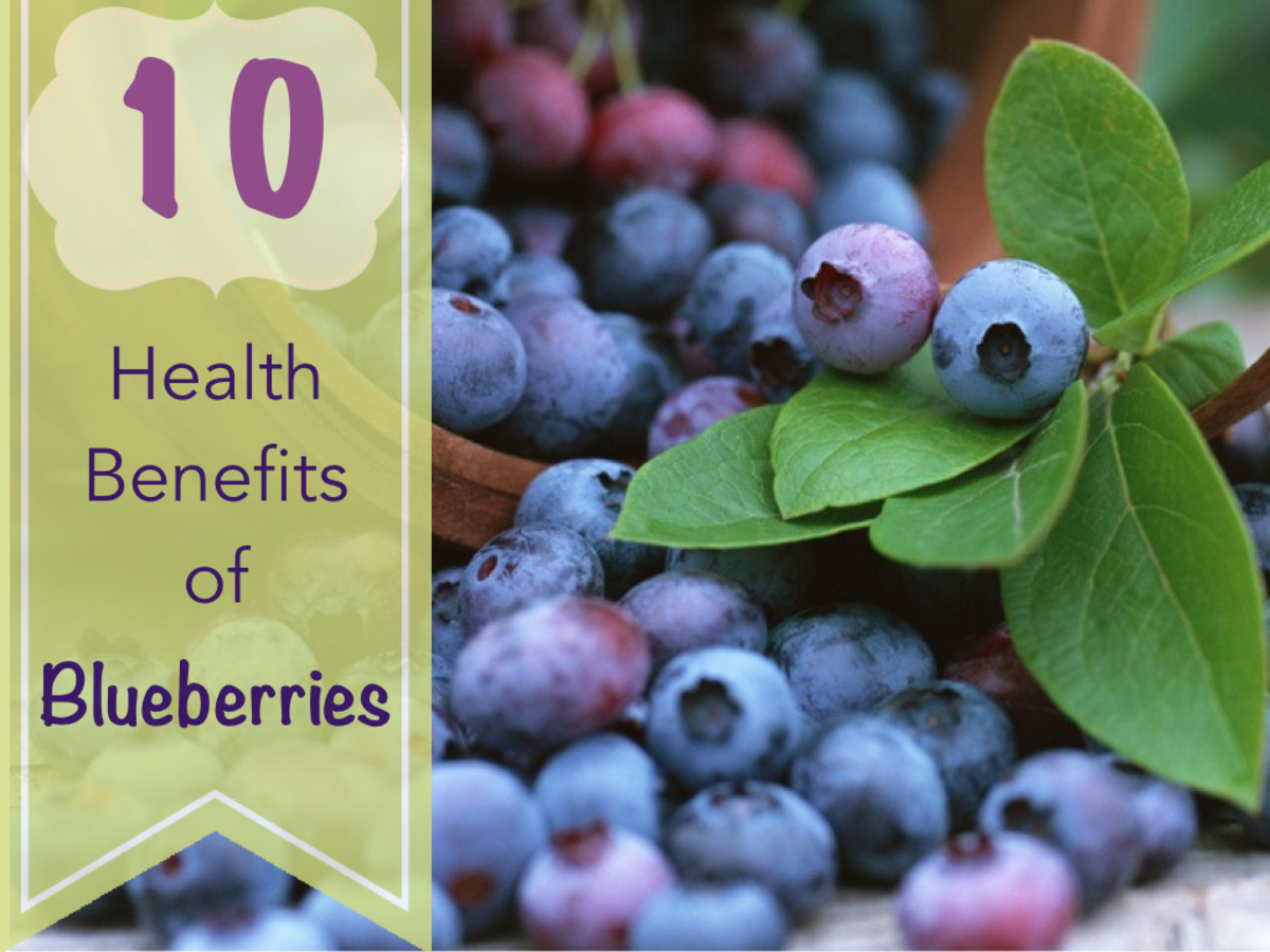 Blueberries are rich in antioxidants and provide amazing health benefits. Blueberries promote a healthy retina, strong cardiac muscles and maintain brain function.