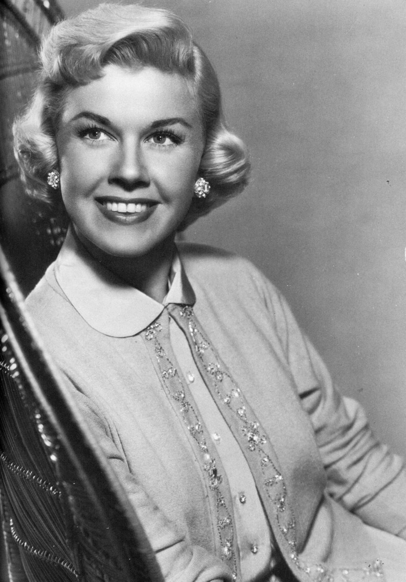 Doris Day Walking Dog Pictures: Top Ten Doris Day Films