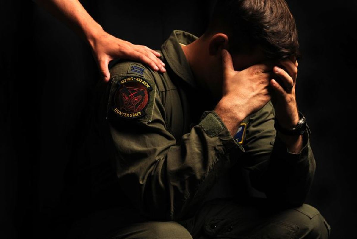 PTSD: What It Really Is Like to Have Post-Traumatic Stress Disorder
