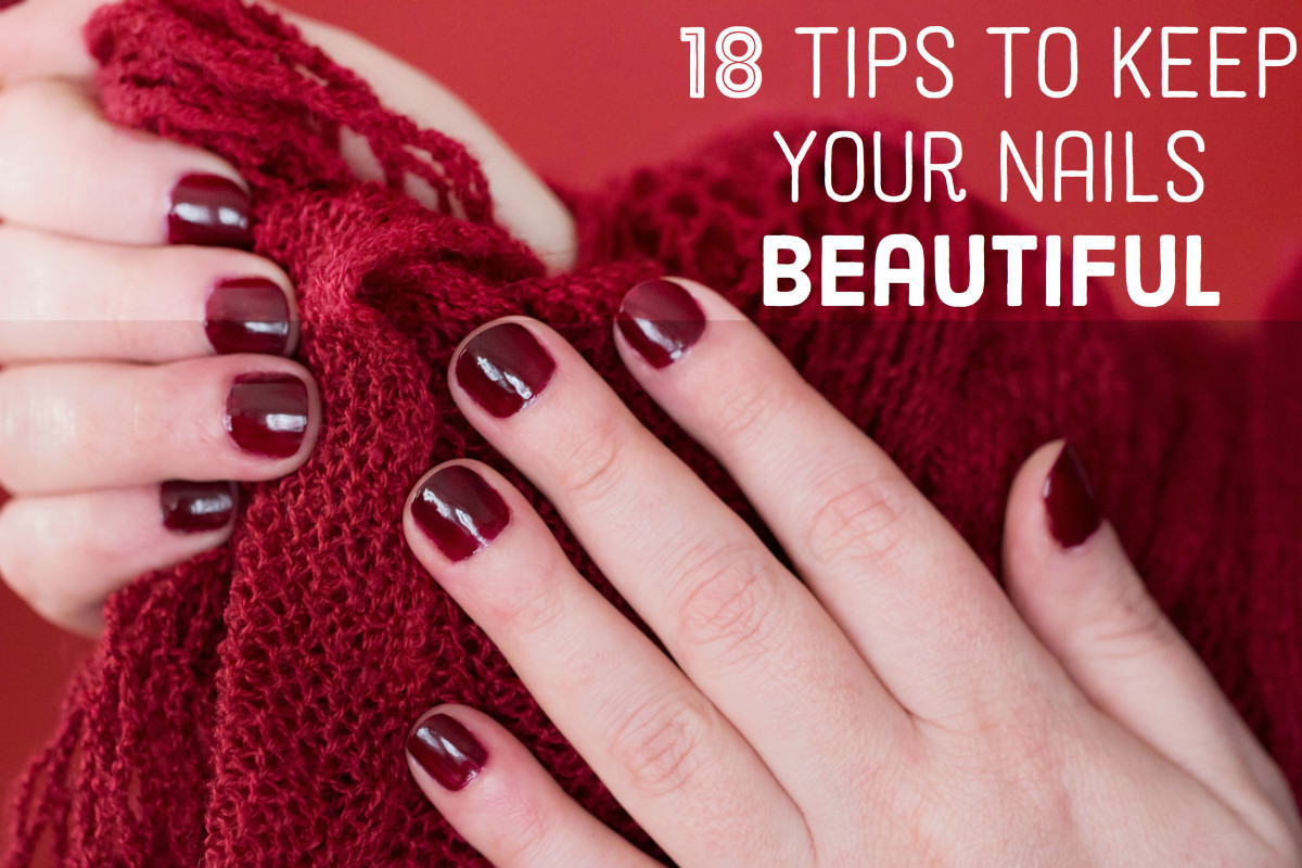 18 Tips to Prevent Nails from Breaking, Splitting, Peeling, Chipping ...