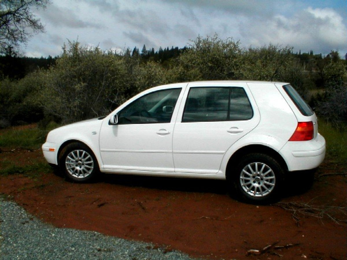 VW Love - Volkswagen Golf TDI long term costs and reliability