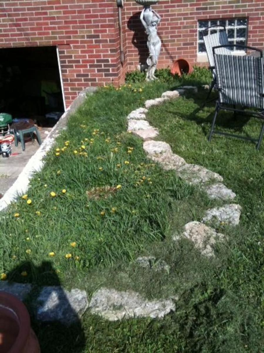 How to Kill Grass Without Using Chemicals