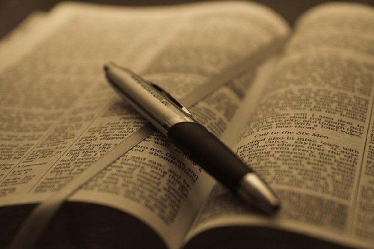 Comparing the Gospels--Matthew, Mark, Luke, and John