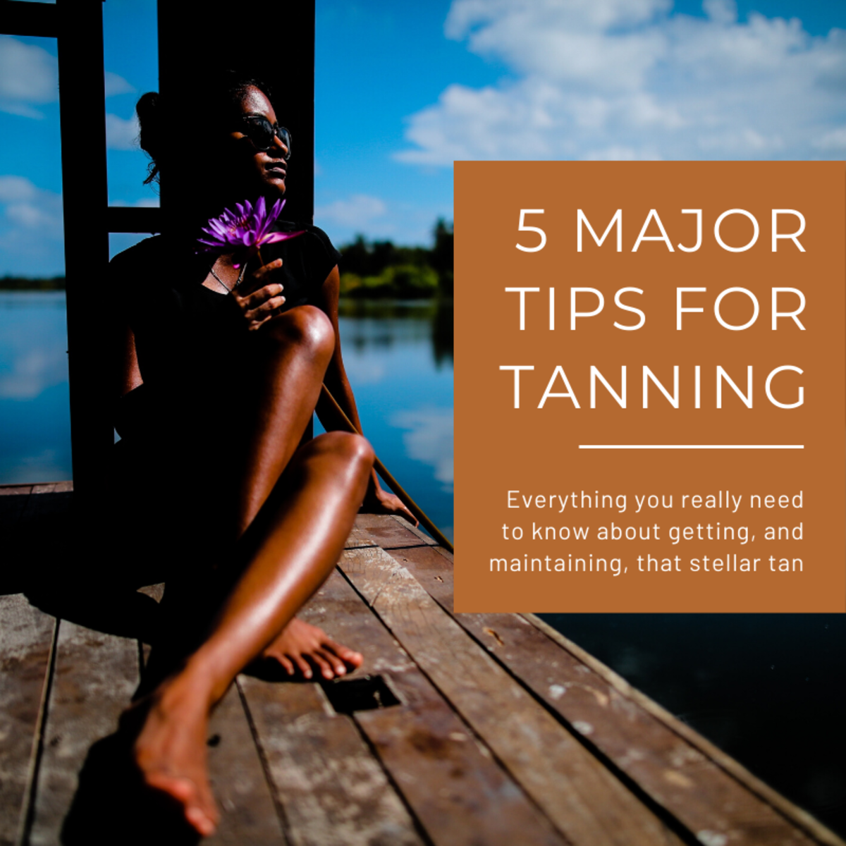 This article will provide you with the five main tips you need to know whenever you're looking to lock in that ideal tan.