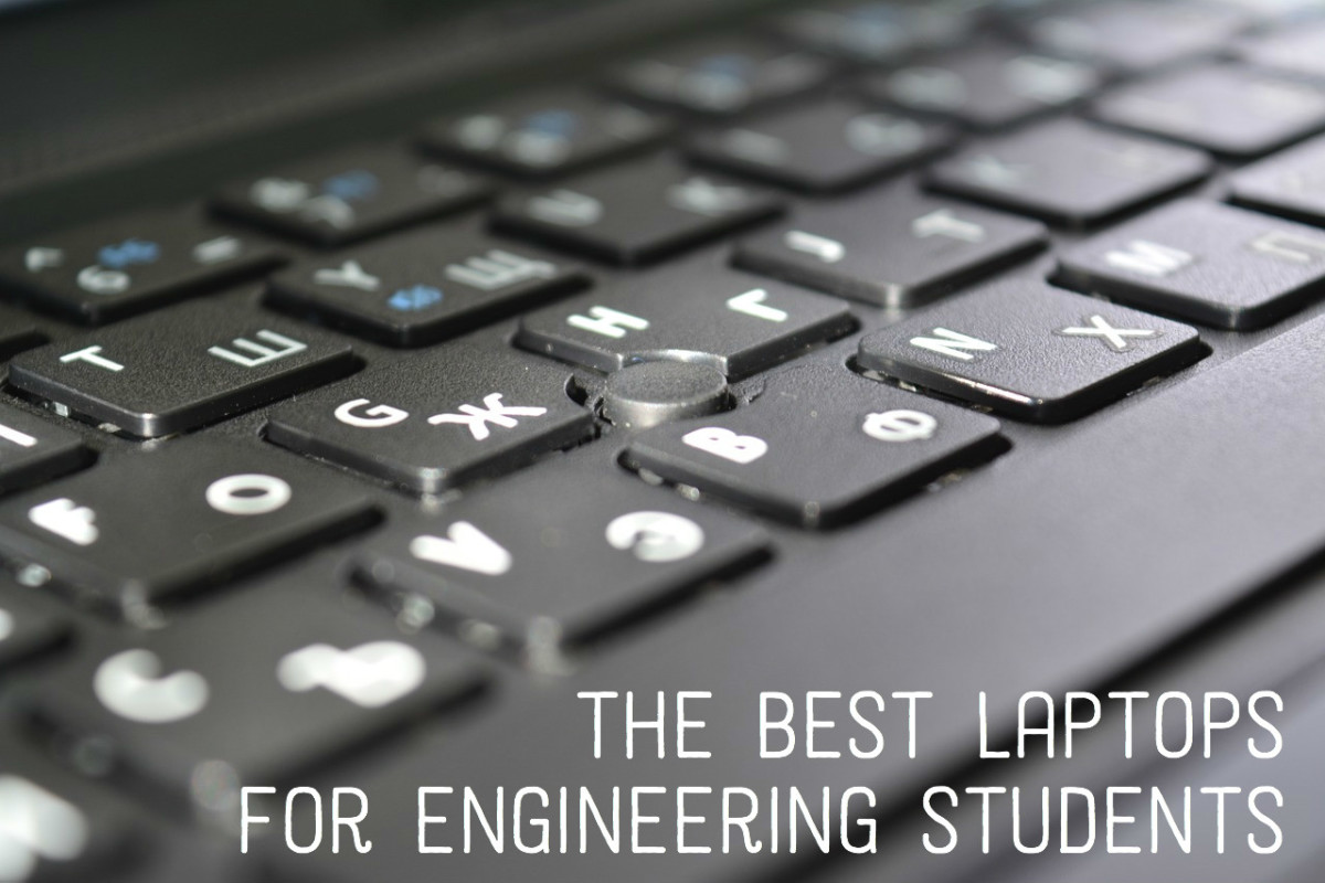 The Best Laptops for Engineering Students 2019