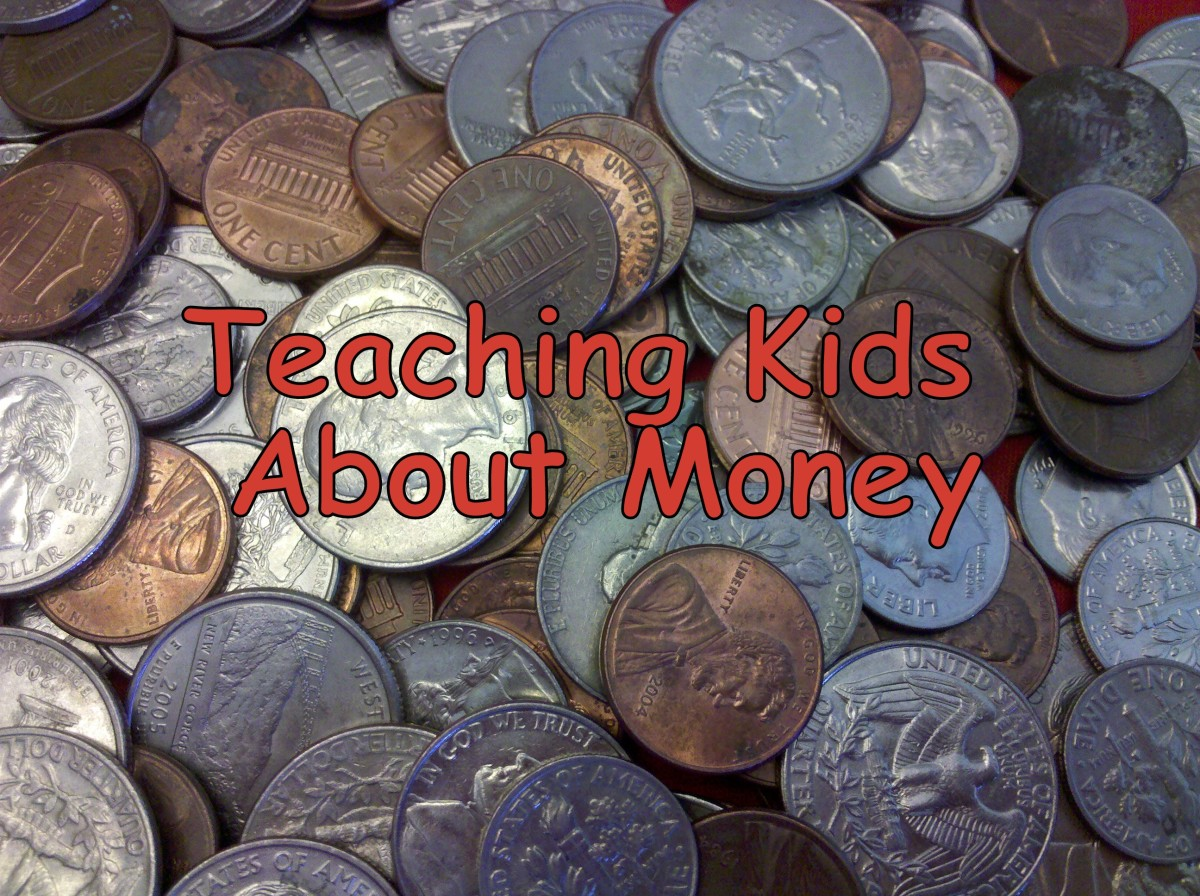 Teach your child about money with these educational money games!