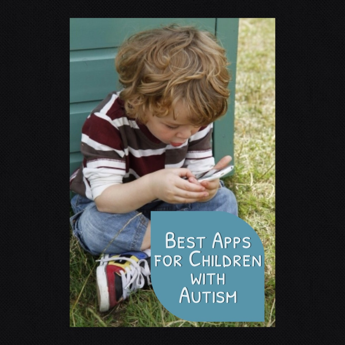Free Phone Applications for Kids with Autism: iPhone and iPod Apps for Autistic Children
