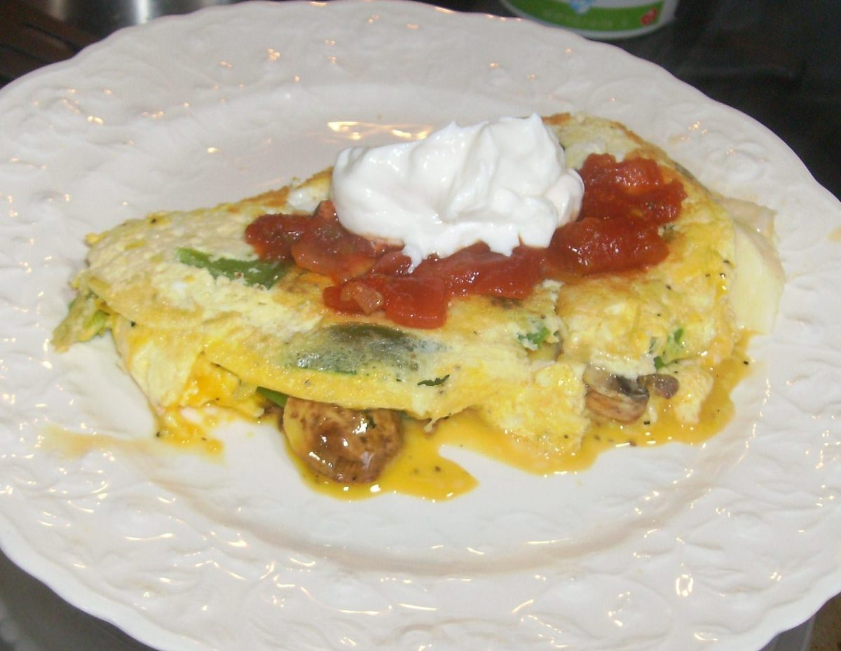 What Ingredients are the Best Things to Put in Omelettes? How to Make Omelet Recipes