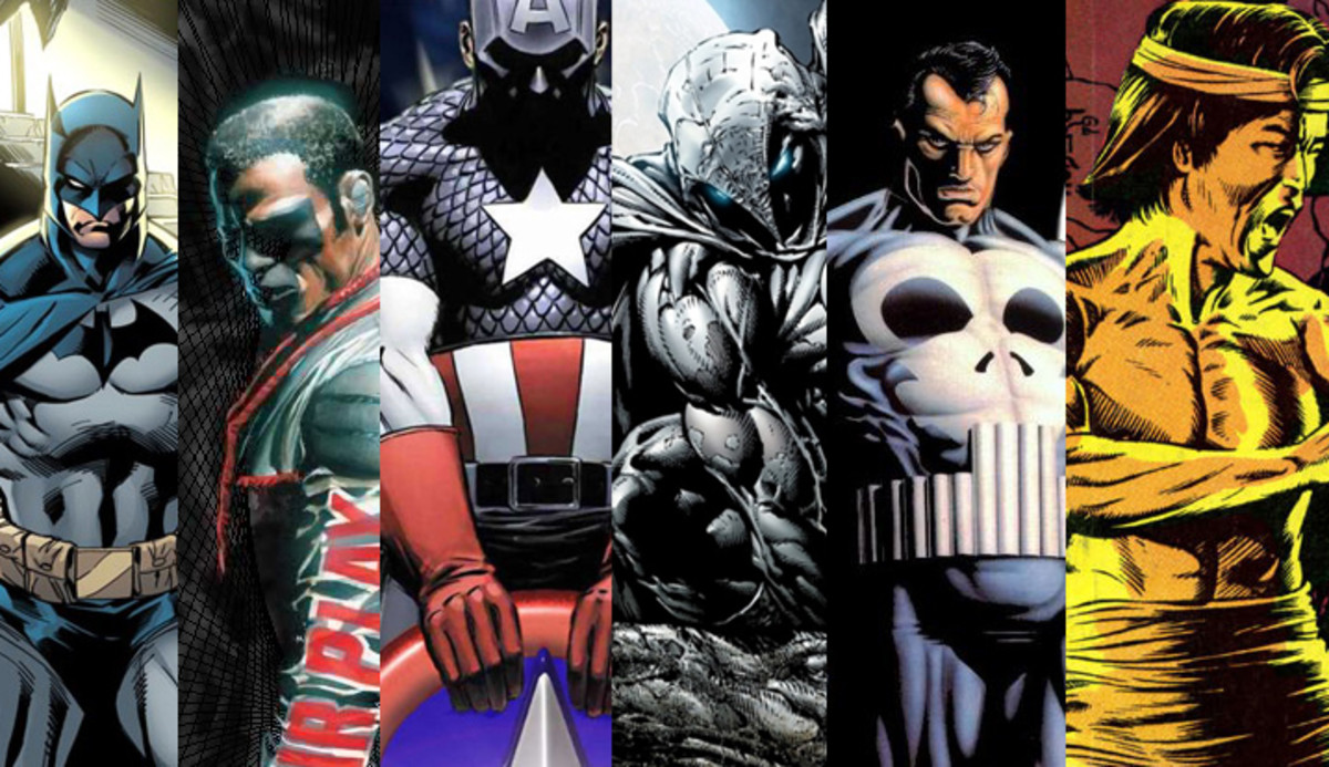 6 Comic Heroes Who Could Exist Today