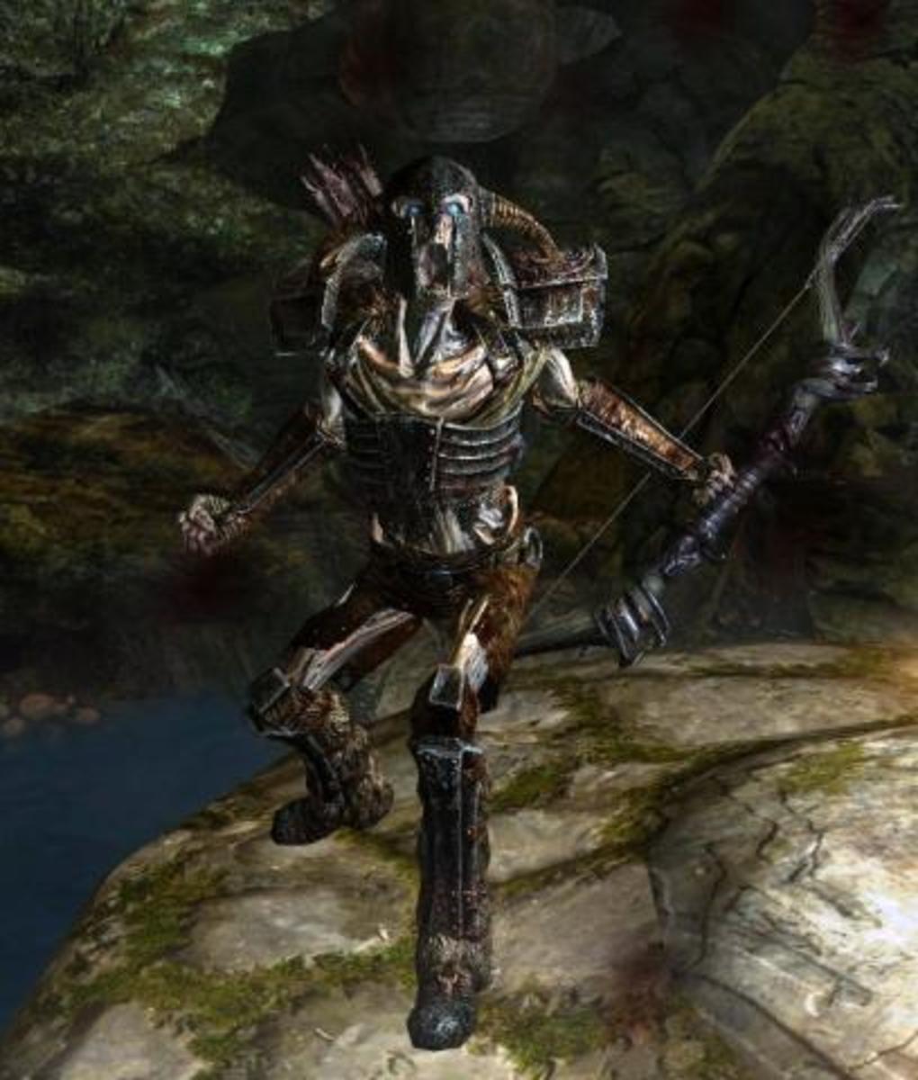 Skyrim How to Defeat Draugr Deathlord Sigdis Gauldurson