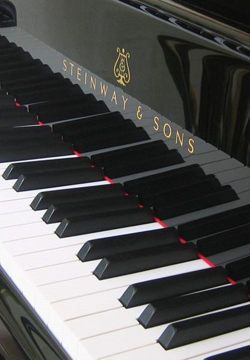How to Harmonize a Melody on the Piano or Keyboard