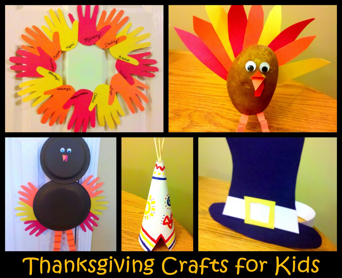 Teach your kids about Thanksgiving with these 5 fun activities!