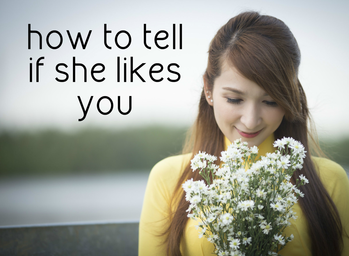 Signs that a girl like you