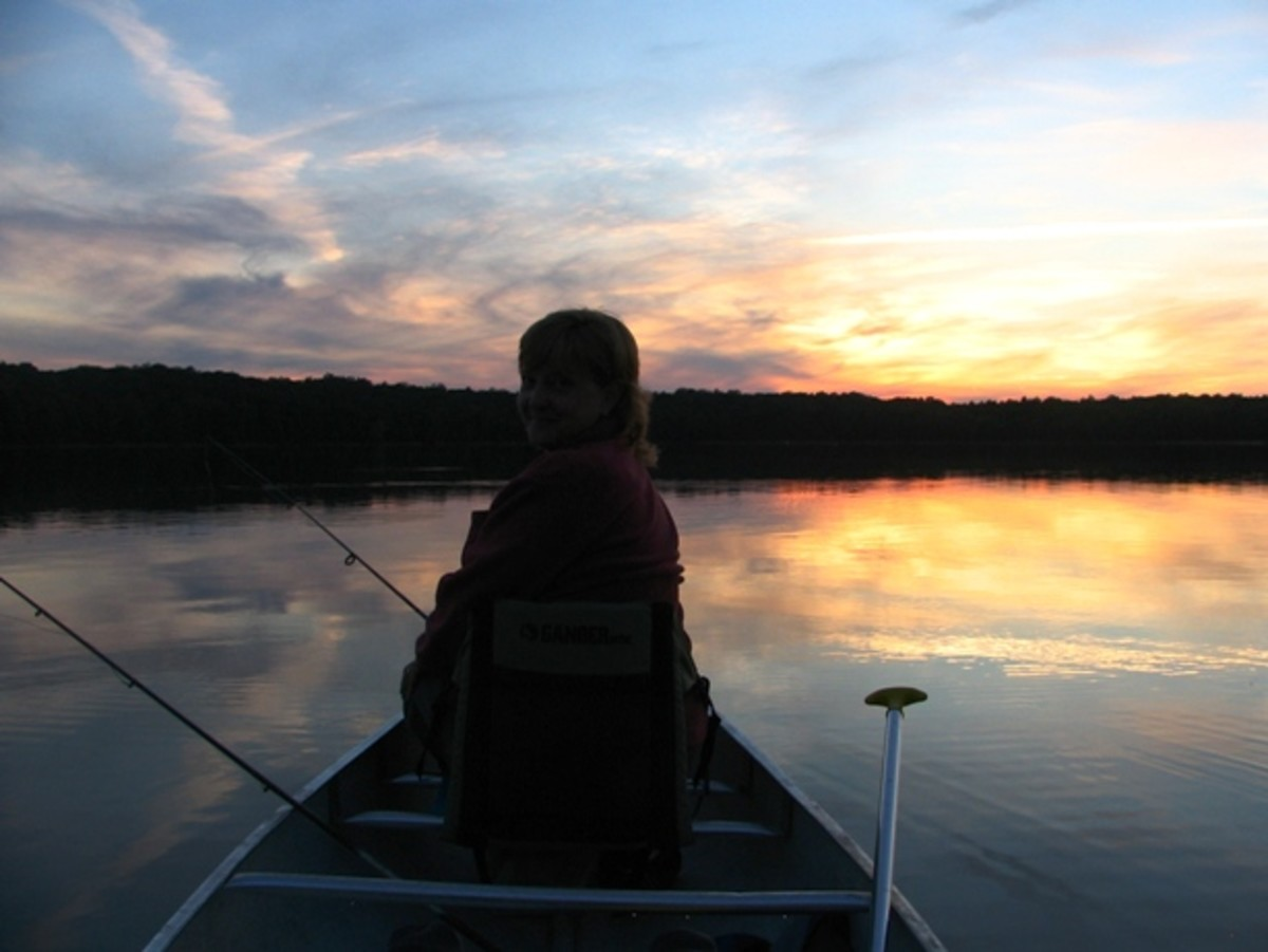 The Sylvania Wilderness: Solitude and Smallmouth