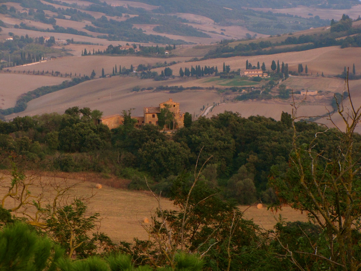 In Pursuit of Pottery in Pienza, Italy