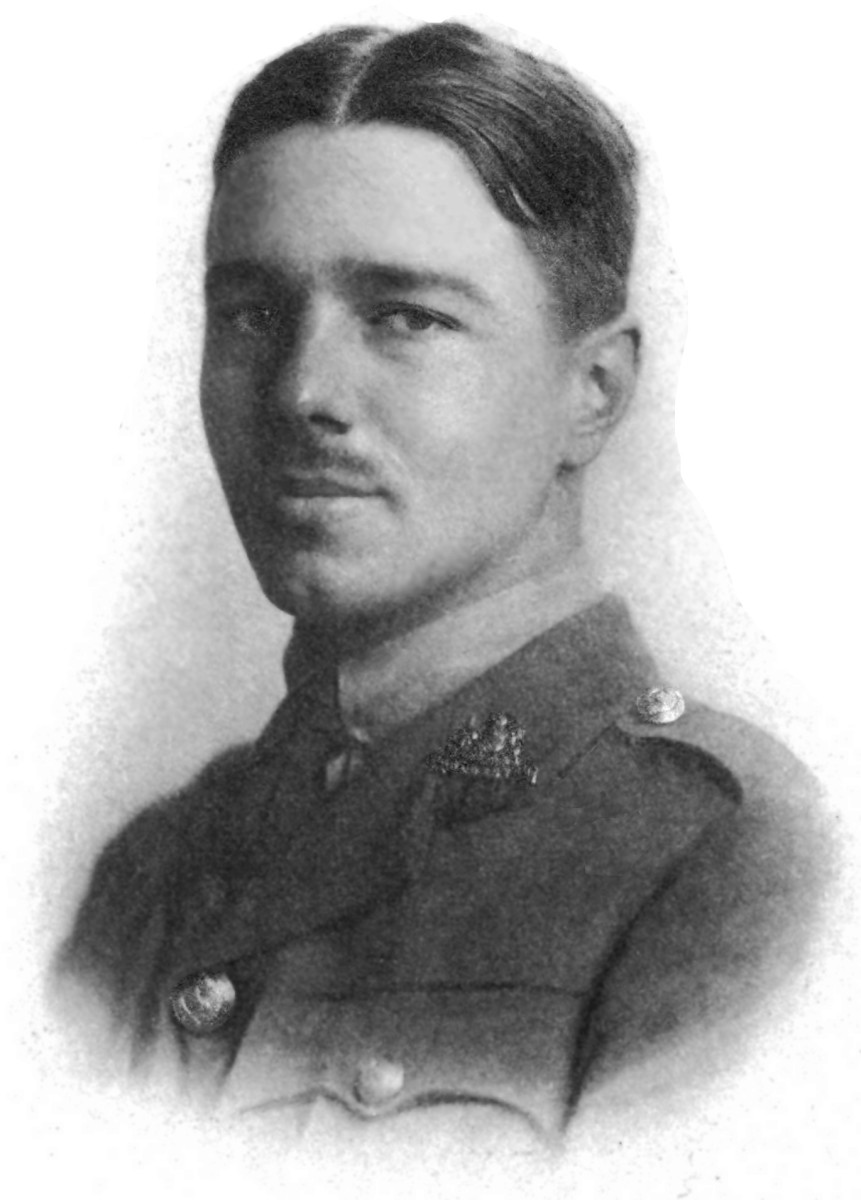 Wilfred Owen: 1893 - 1918