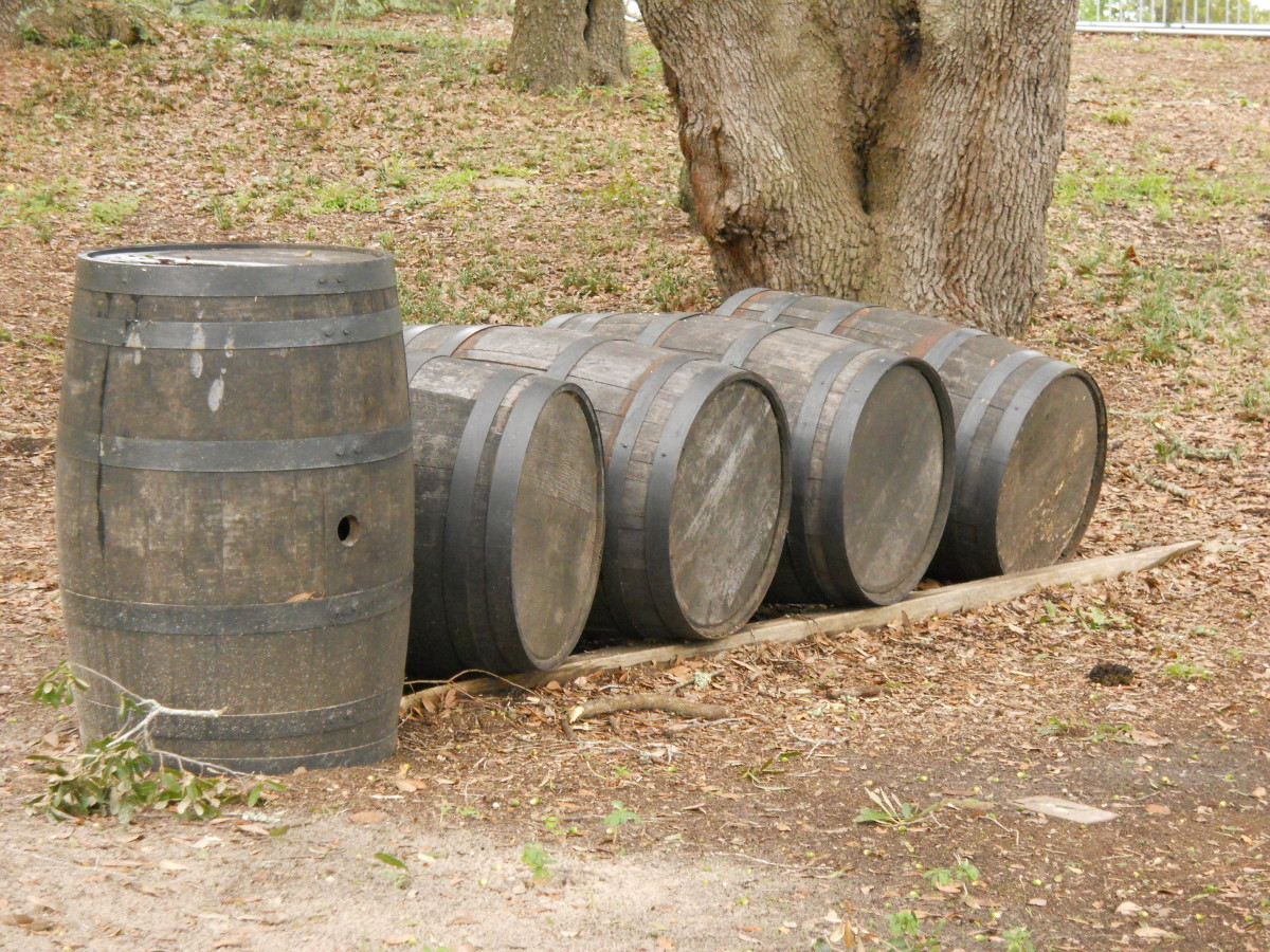 What Is a Hogshead? Barrels and Measurement in Colonial America