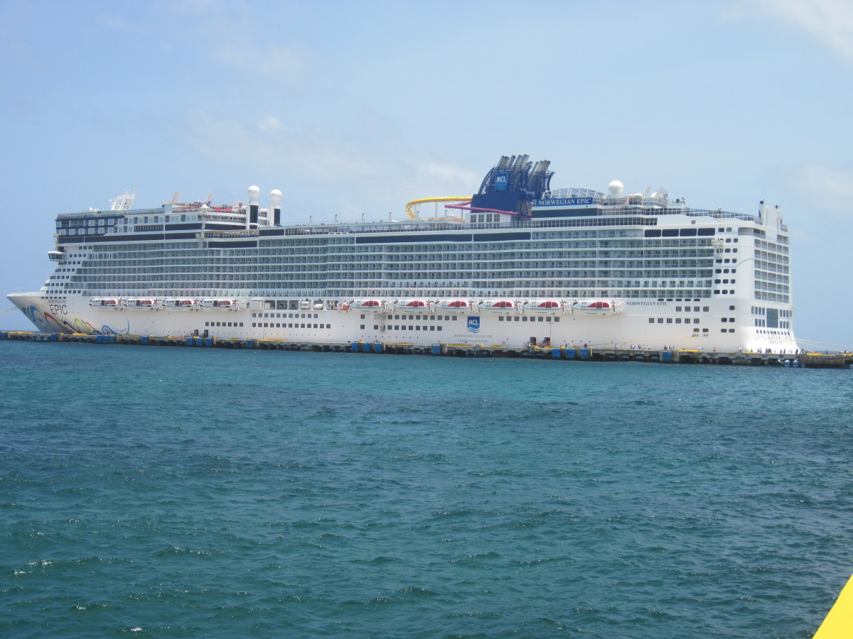 Norwegian Epic Cruise Ship: A Photo Essay