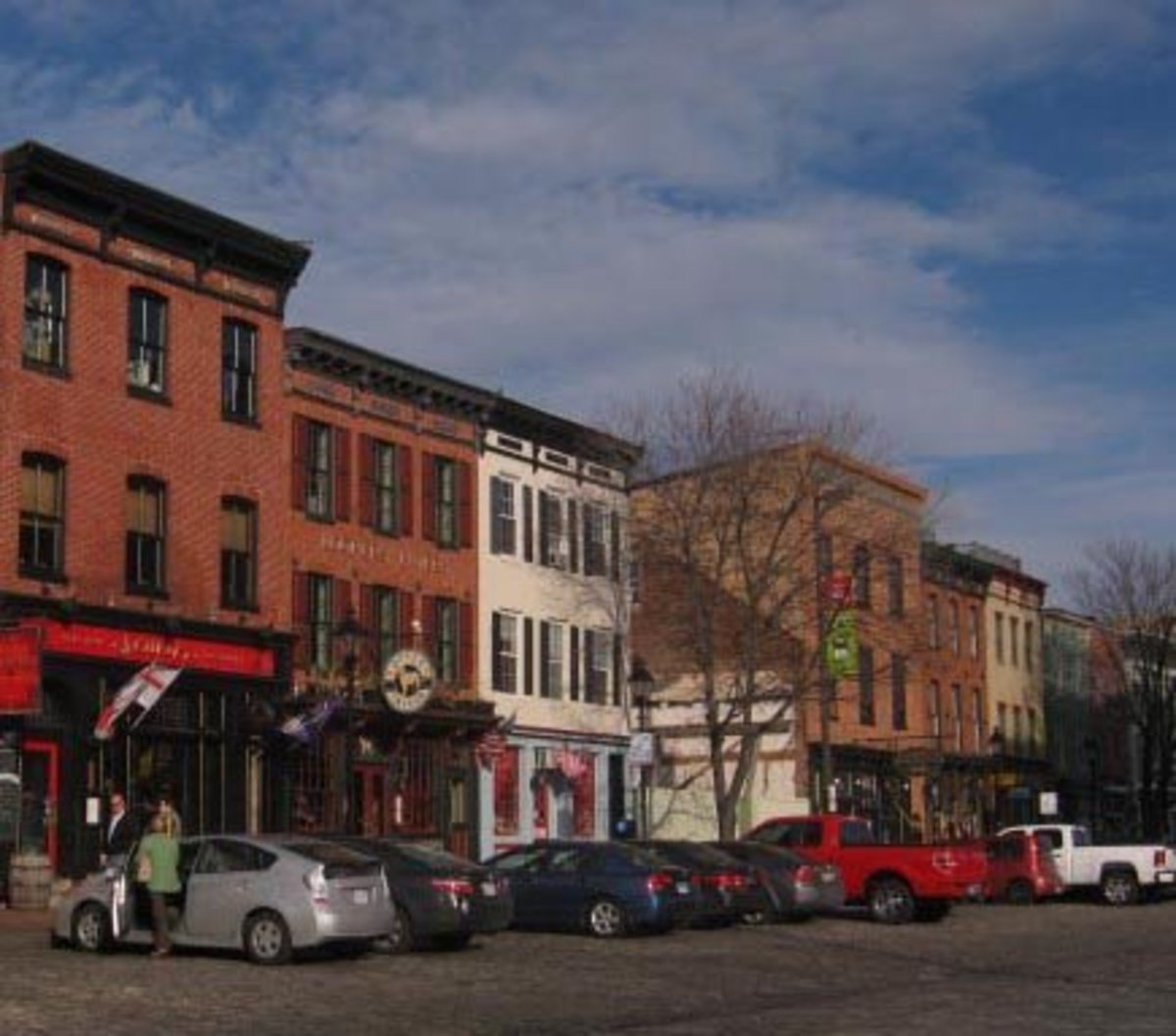 Fells Point and the History of Baltimore, Maryland