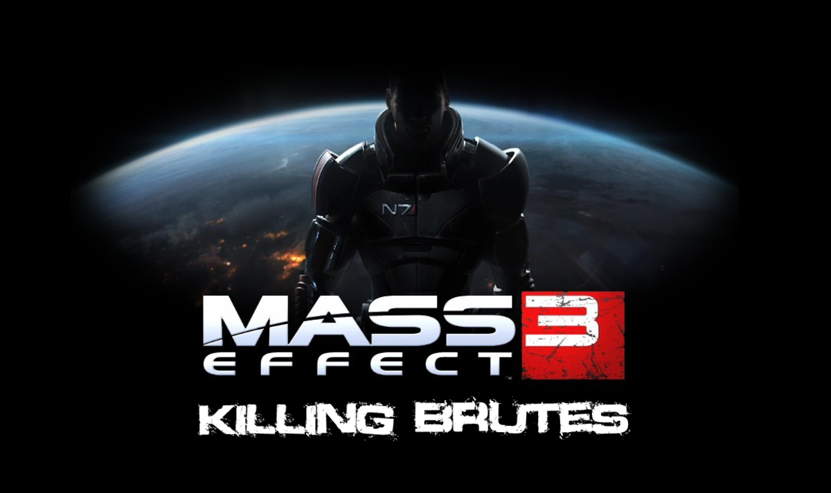 Mass Effect 3 Brutes - How To Kill Brutes Easily