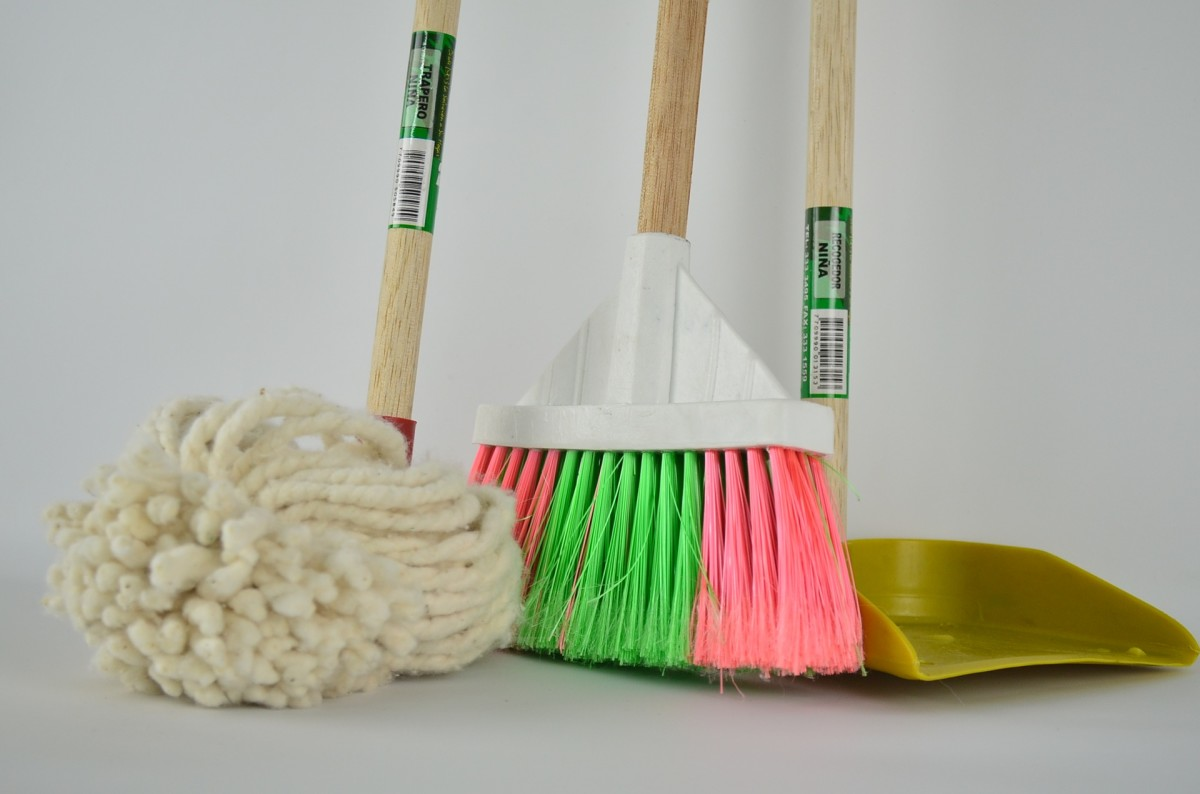 You can get a lot of cleaning done if you utilize those little moments of wasted time throughout the day, and this article will show you how.
