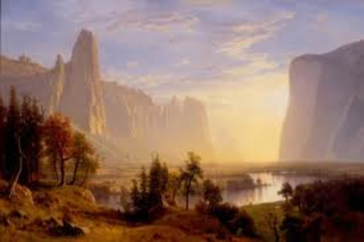 the influence of nature on american literature essay letterpile early landscape painting