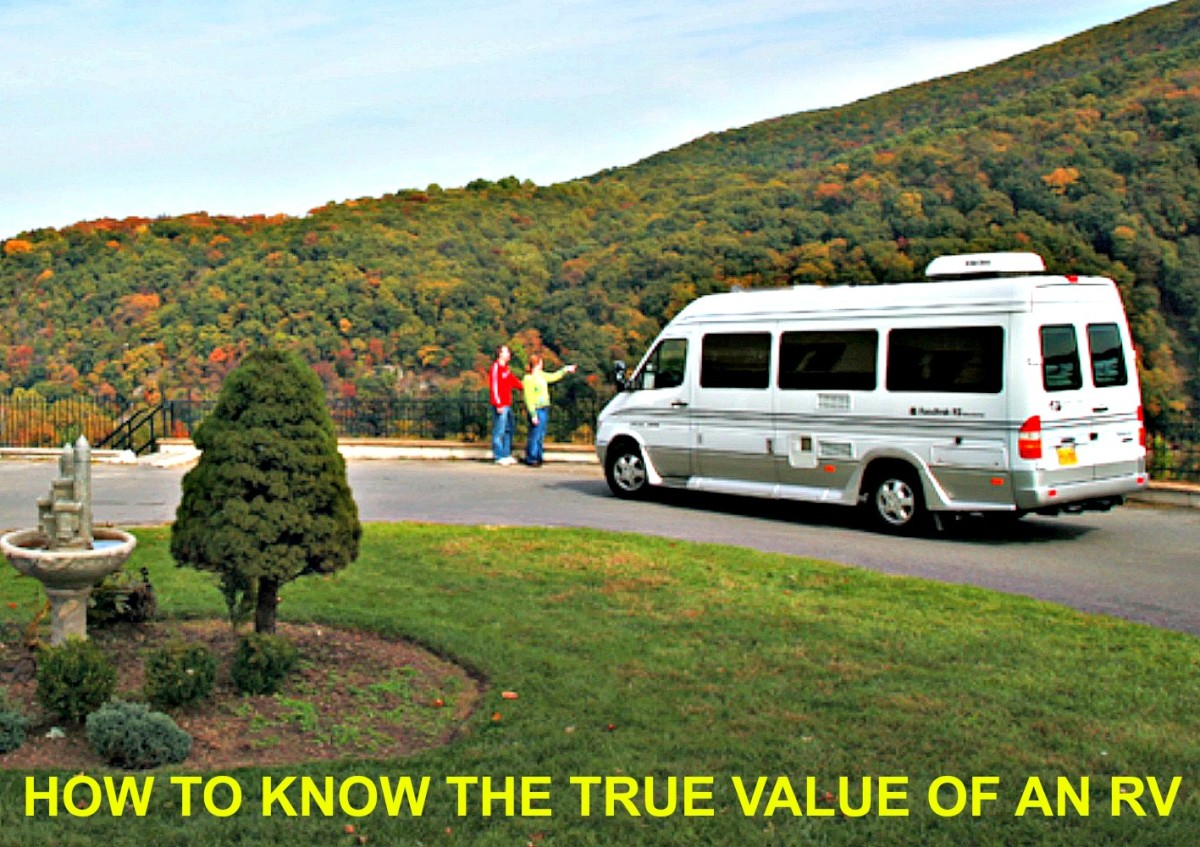 How to Know What an RV Is Worth