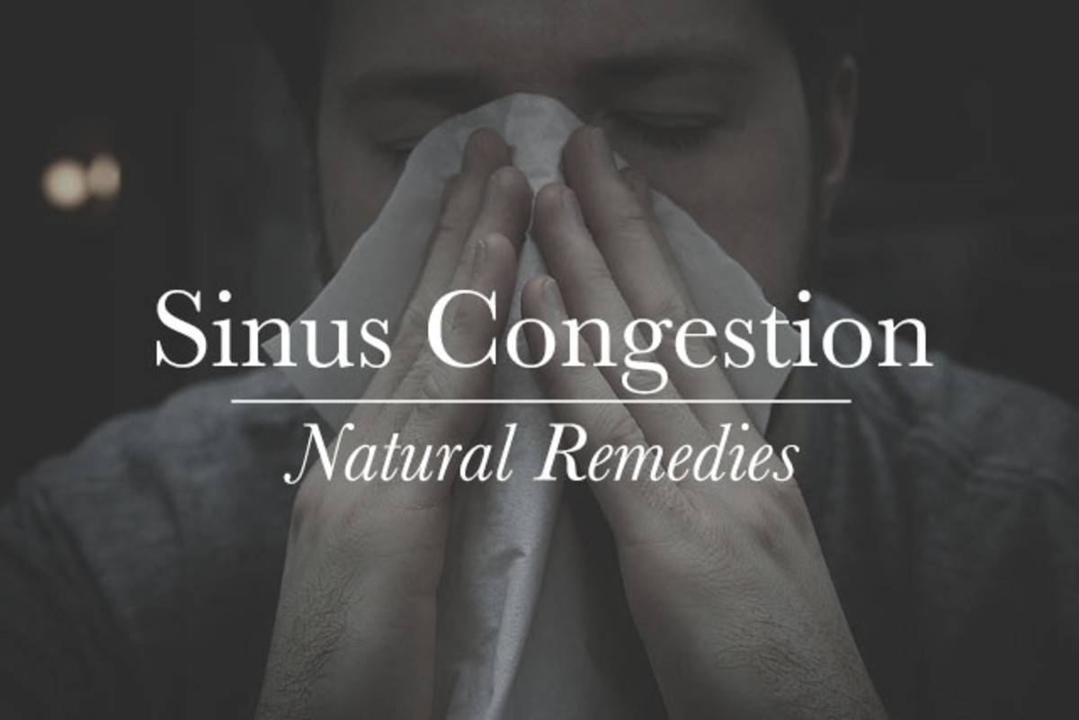 6 Natural Remedies for Sinus Congestion