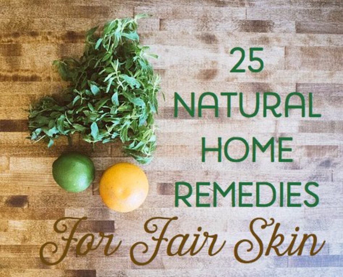 If you don't want to spend money on expensive creams that might not be healthy for your skin, consider exploring some natural at-home solutions instead.