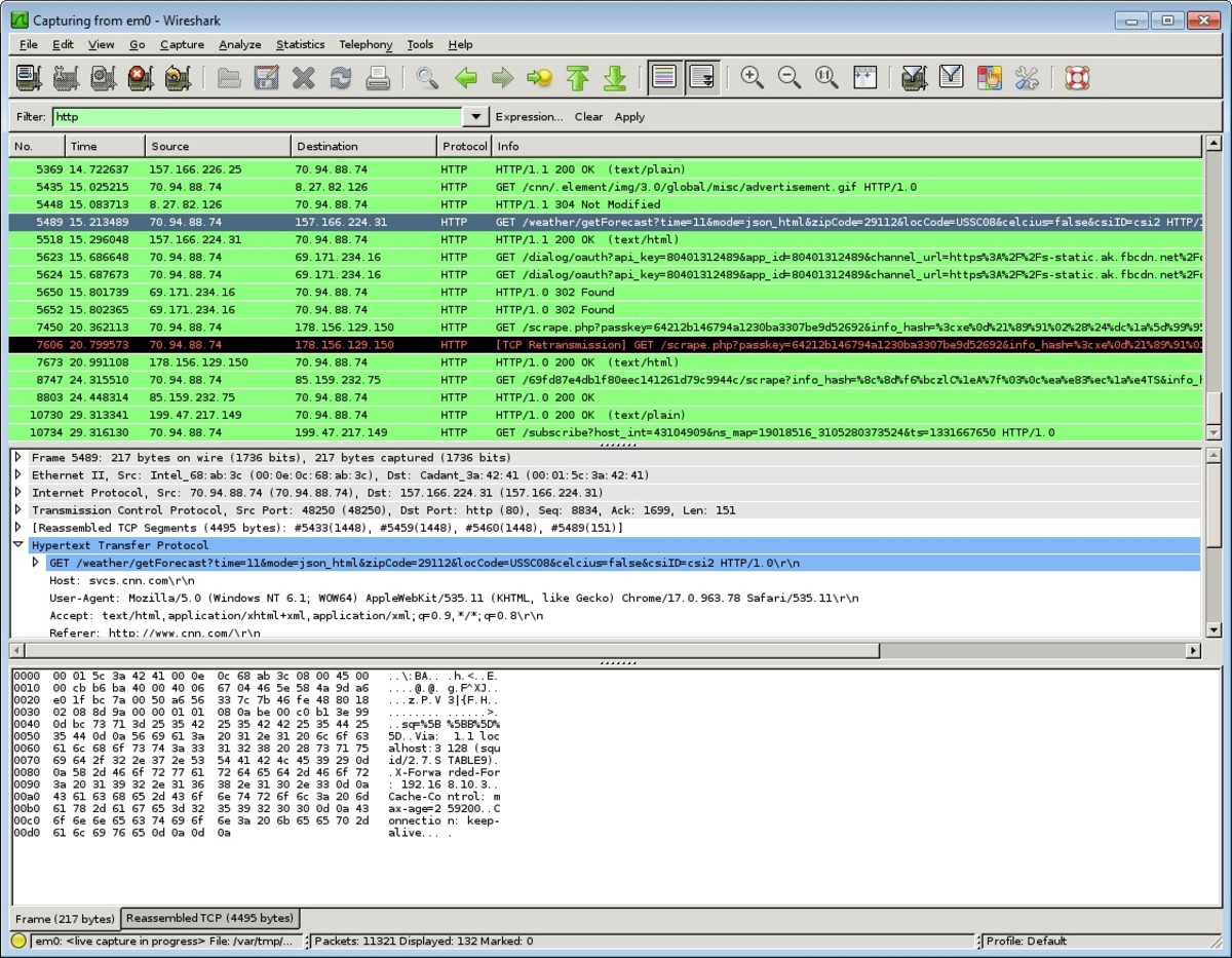 How to Run Wireshark on pfSense Using X11 Forwarding Over