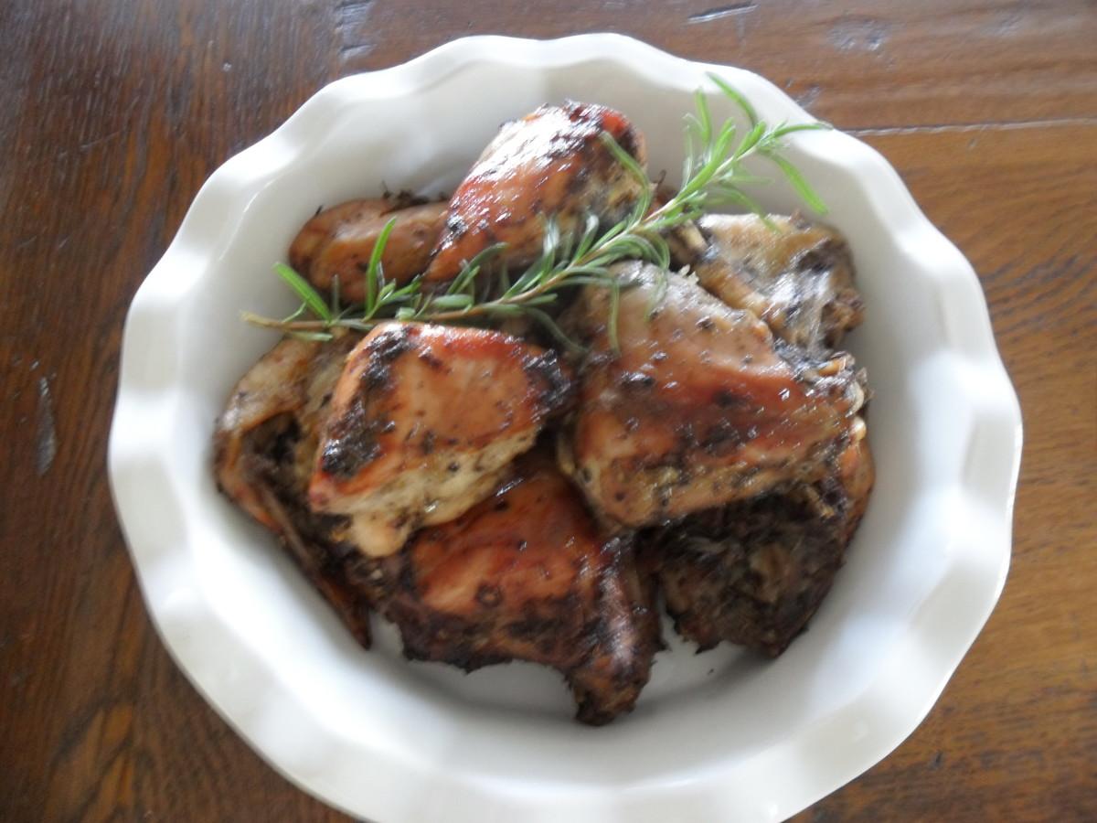 How To Make Jamaican Jerk Seasoning