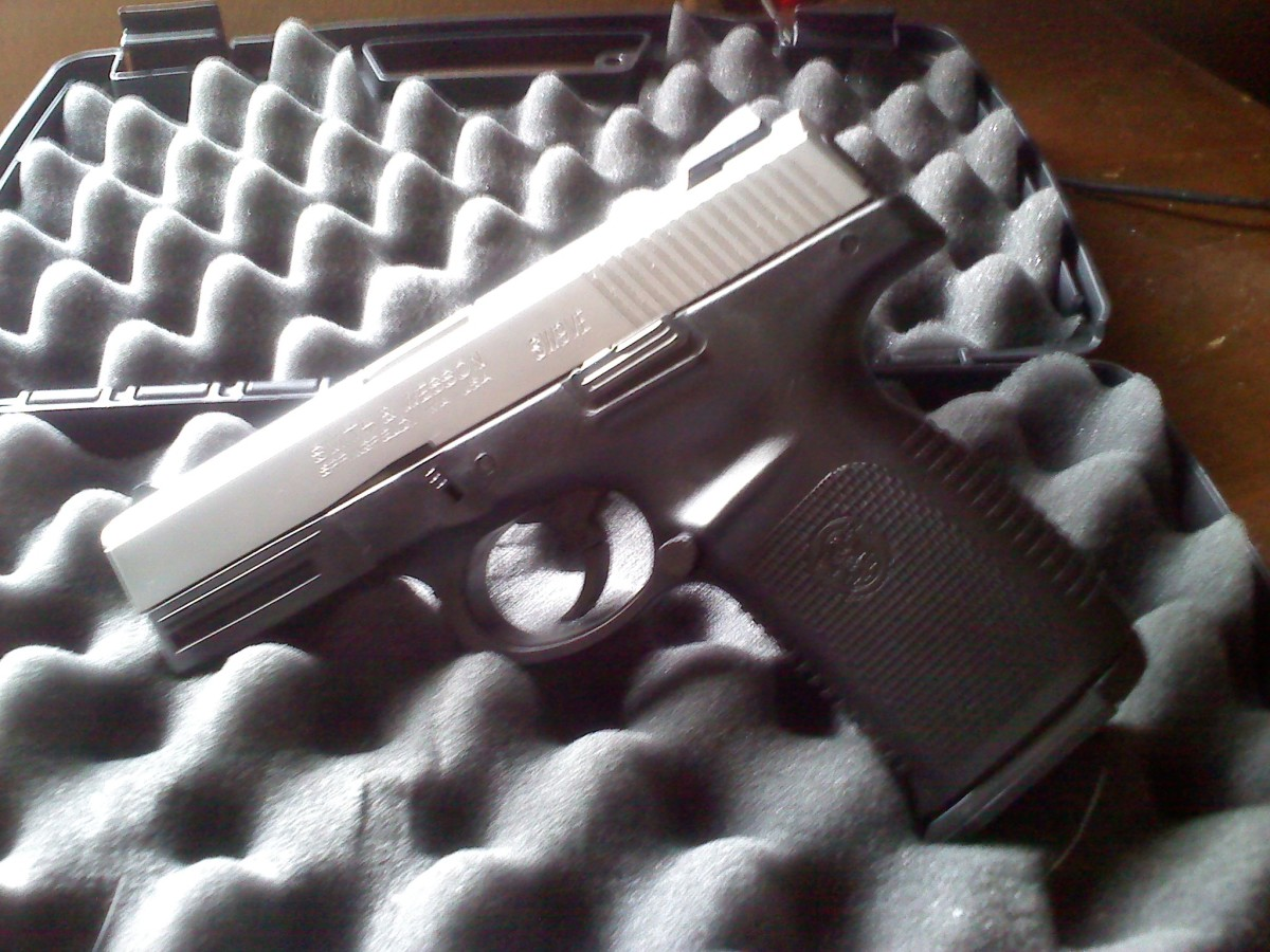 Smith & Wesson Sigma 9mm SW9VE